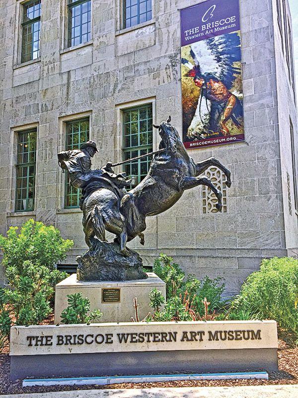 Texas Cattle Culture True West Magazine Briscoe Western Art Museum