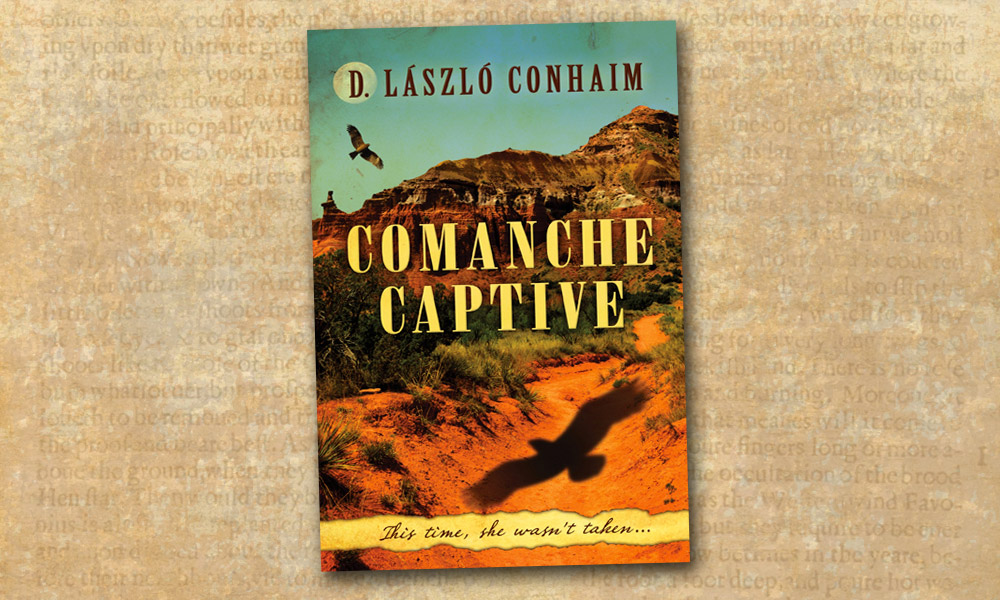 Comanche Captive Western Novel Indians True West Magazine