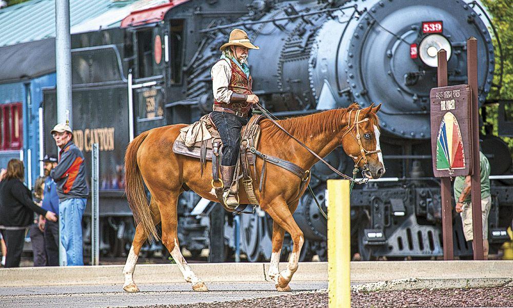 Grand Canyon Railway True West Magazine