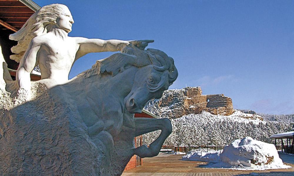 high plains travel true west magazine crazy horse memorial