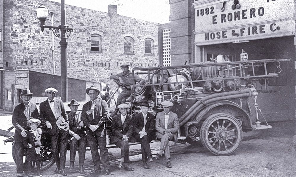 Famous Firehouse True West Magazine
