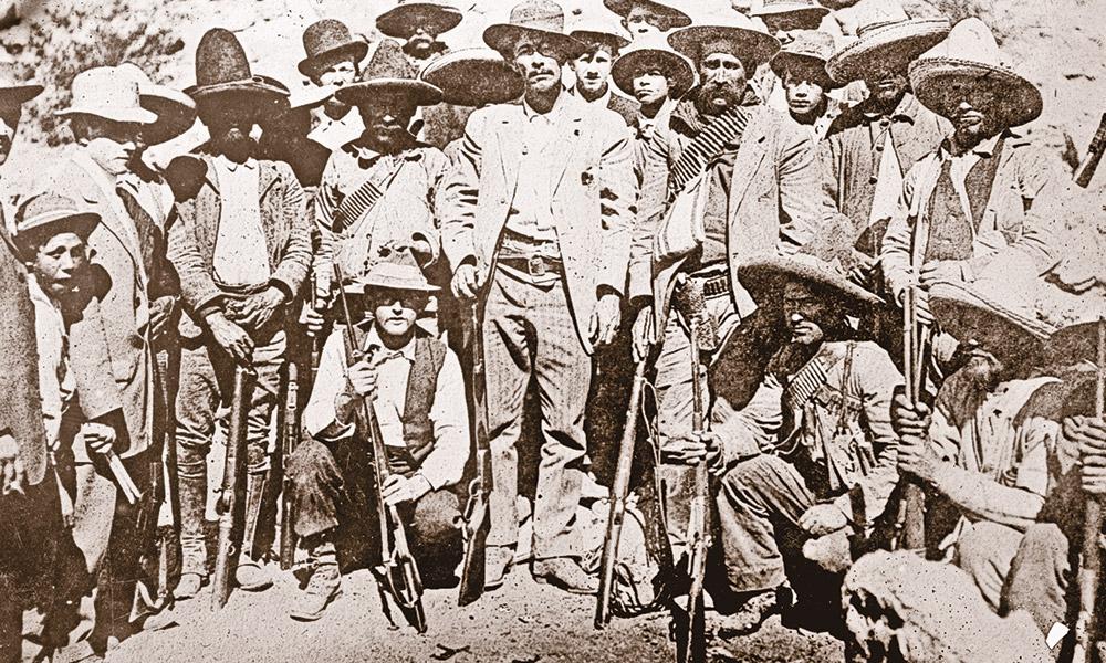 Orozco Mexican Revolutionary True West Magazine Western Novels
