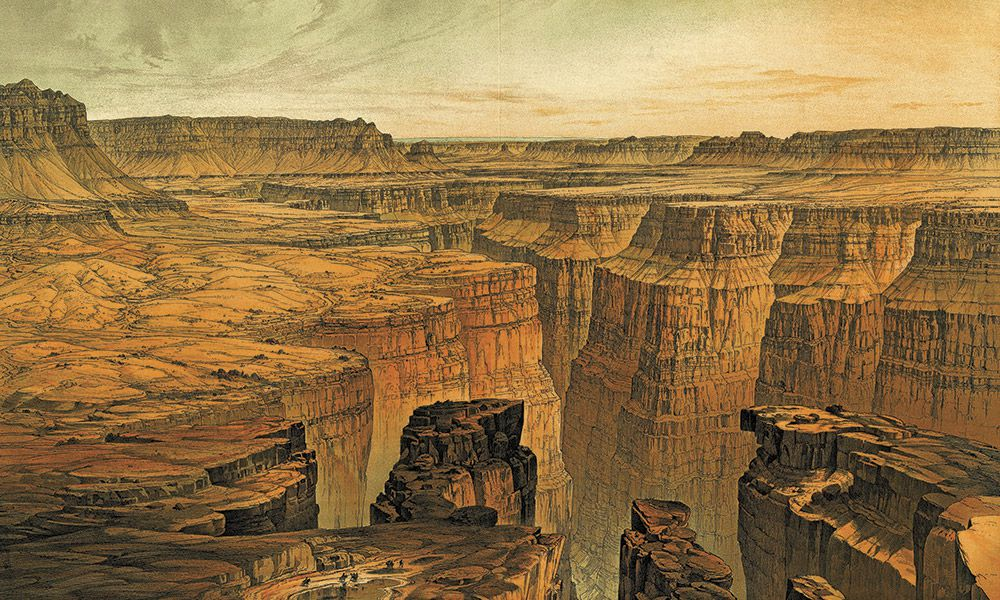 Mormon Grand Canyon True West Magazine