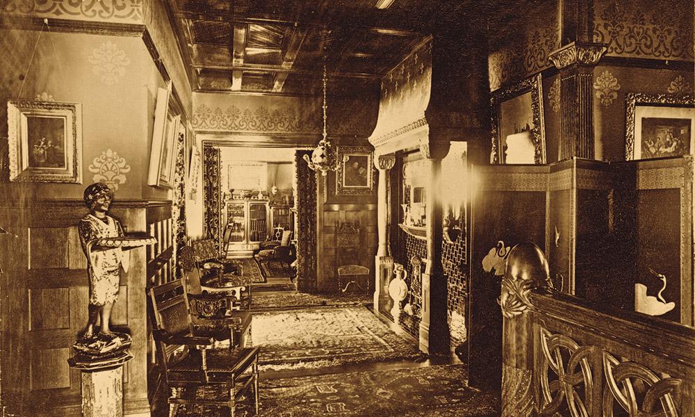 Kearney Nebraska Victorian home True West Magazine