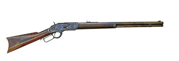 Winchester Gun Firearms True West Magazine Rifles