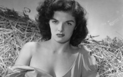 Jane Russell in The Outlaw True West