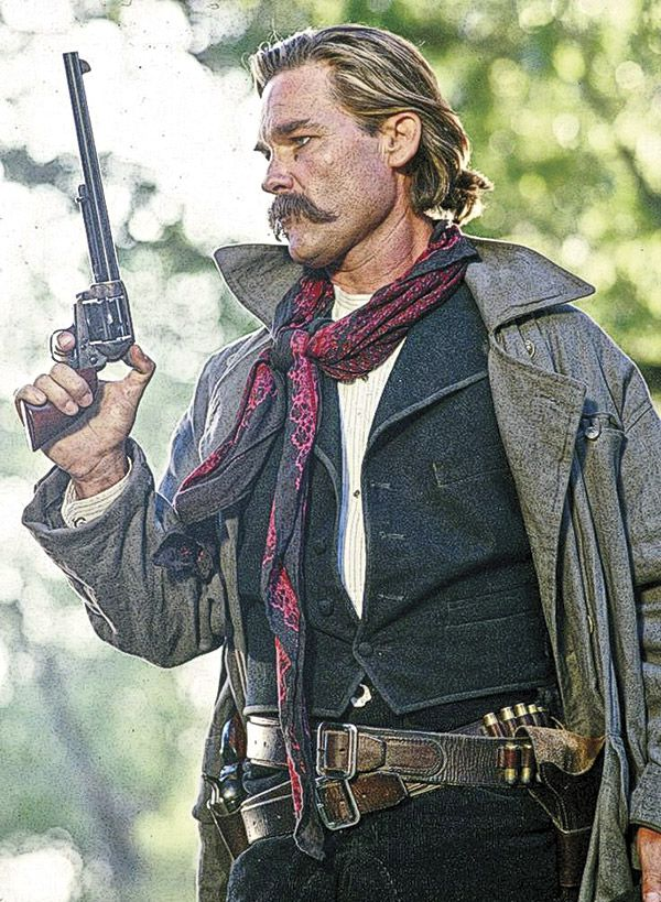 Nicholas Earp Tombstone True West Magazine Kurt Russell