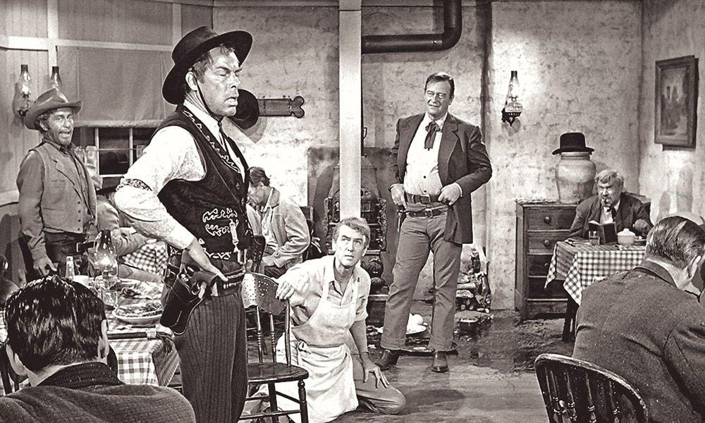 Liberty Valance John Wayne True West Magazine Yorkshire Pudding