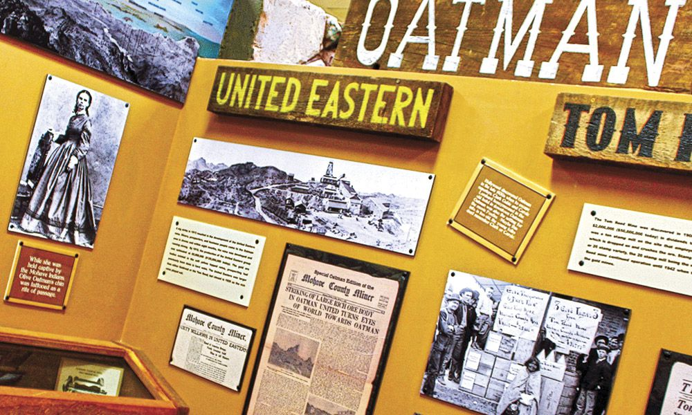 Grand Canyon State True West Magazine Mohave Museum