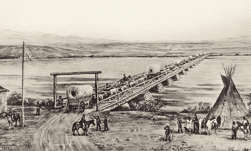 high plains travel true west magazine platte bridge