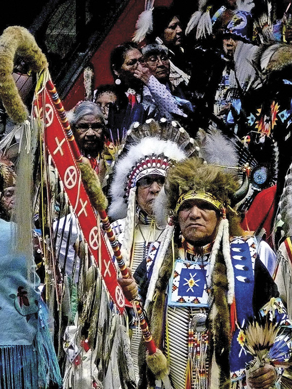 Western Events April 2018 Pow Wow