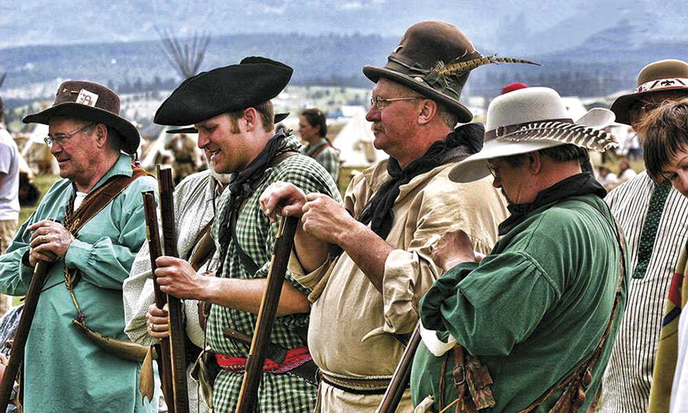 Western Events April 2018 Rendezvous Days