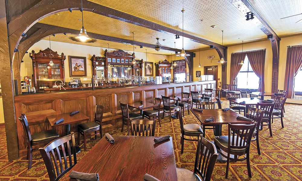 Owen Wister Wyoming Historic Sheridan Inn