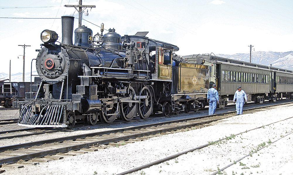 Nevada's Northern Nevada Railway Museum Ely True West Magazine