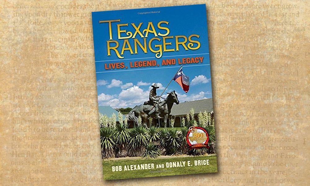 Texas Rangers Western Novel True West Magazine