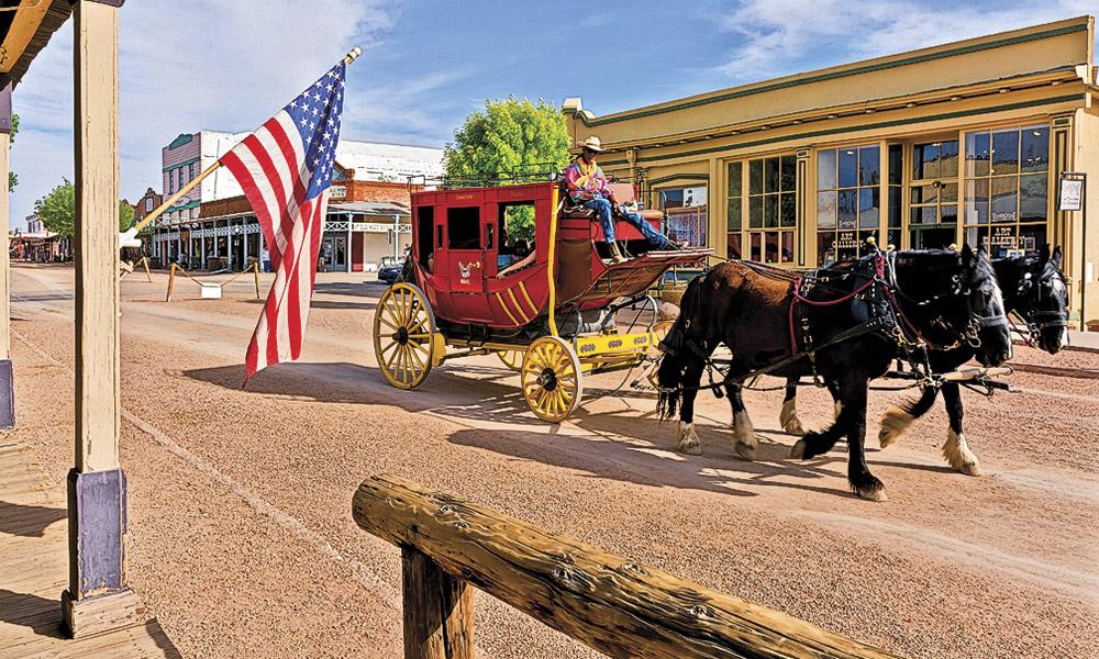 Grand Canyon State True West Magazine Tombstone Arizona