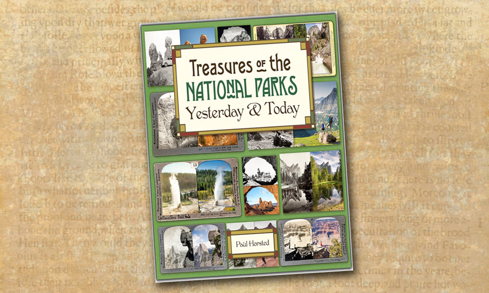 National Park Treasures True West Magazine Novels Books