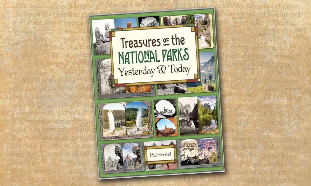 National Park Treasures True West Magazine Novels Books