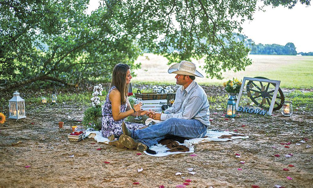 Reality Cowboy Stars Cowboy Way Alabama Western Television True West Magazine