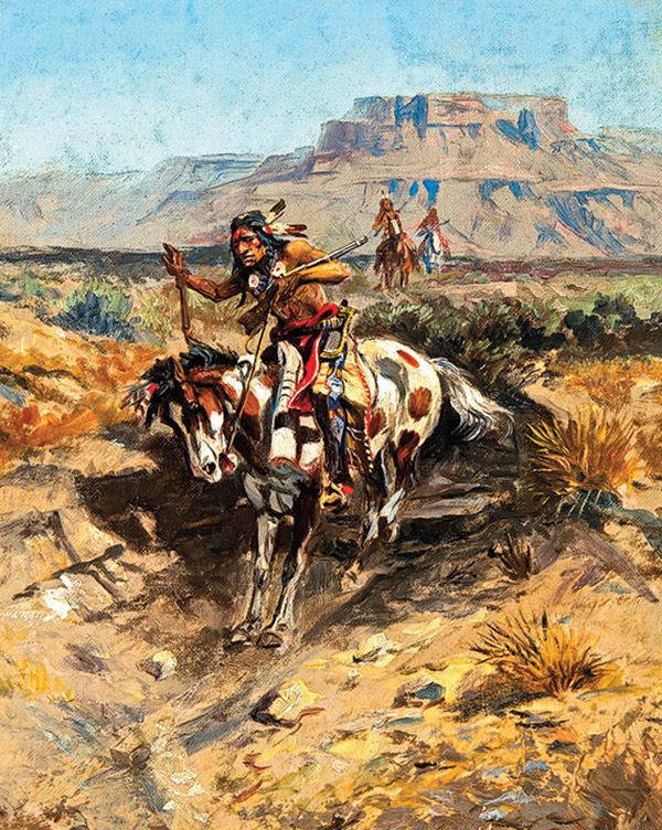 Western Events April 2018 Scottsdale Art Auction