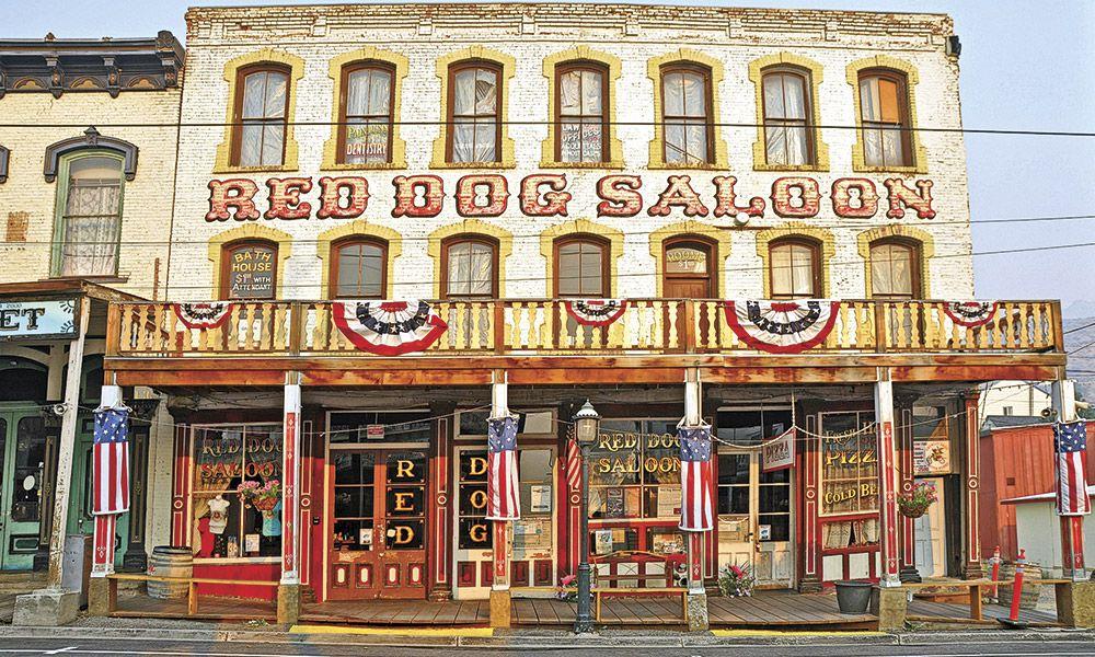 Nevada's Red Dog Saloon True West Magazine