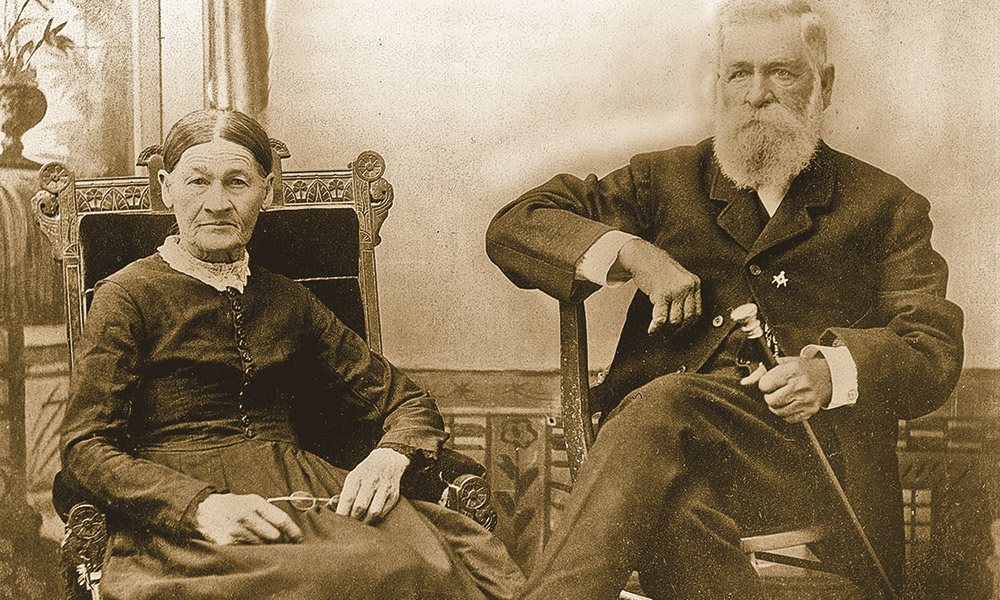 Nicholas Earp Tombstone True West Magazine