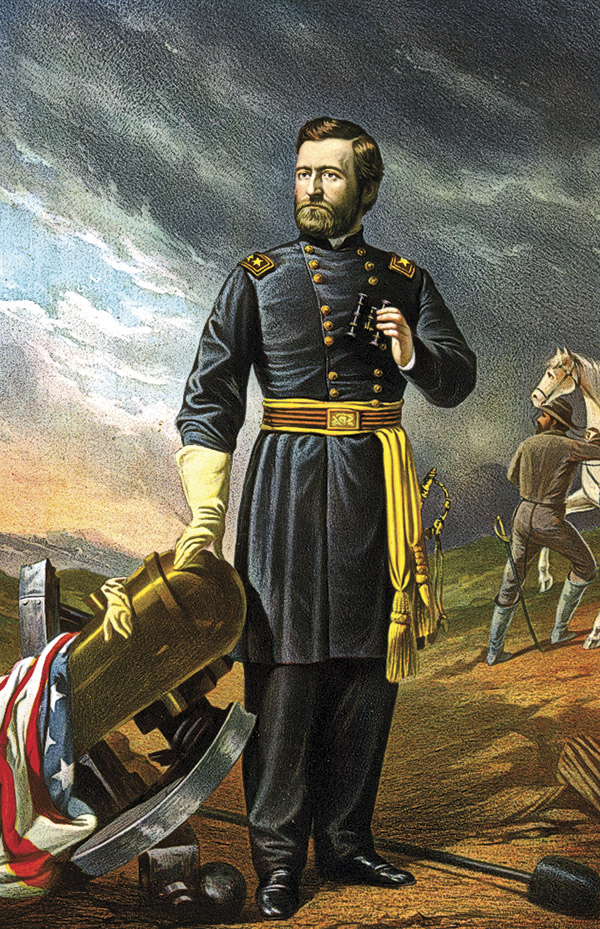 Frontier Soldier US Grant True West Magazine