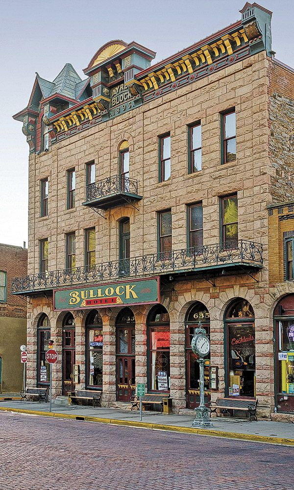 History Heritage Hospitality True West Magazine Bullock Hotel