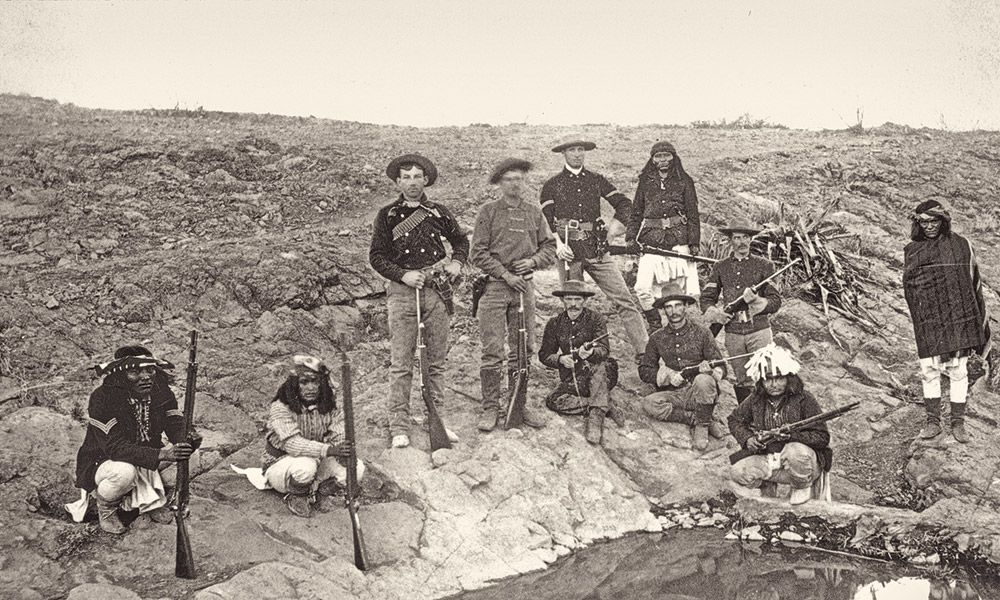 Calvary Guns True West Magazine
