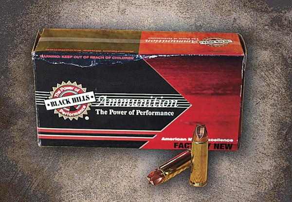 Black Hills Ammunition Honey Badger True West Magazine
