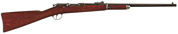Second Model Hotchkiss carbines True West Magazine