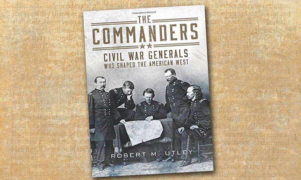 Commanders Civil War Generals Robert M Utley