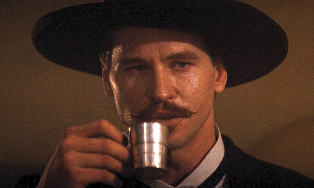 Doc Holliday Wine Cup Spinning Tombstone True West Magazine