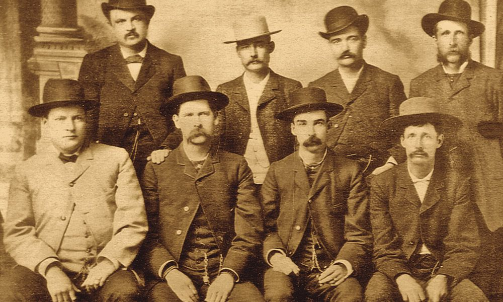 Charlie Bassett Dodge City Law True West Magazine