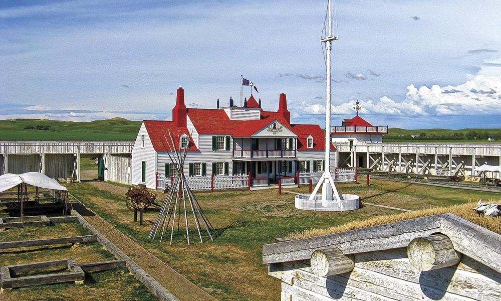 Missouri Steamboat True West Magazine Fort Union Trading Post National Historic Site