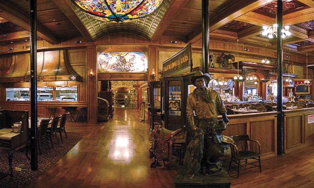 History Heritage Hospitality True West Magazine Hamley Steakhouse