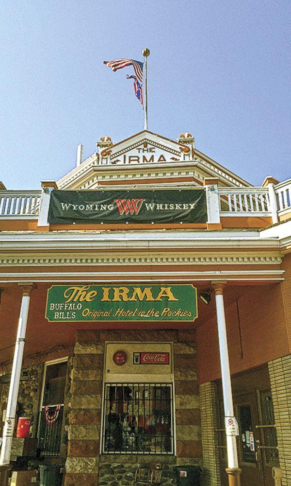 History Heritage Hospitality True West Magazine Hotel Irma