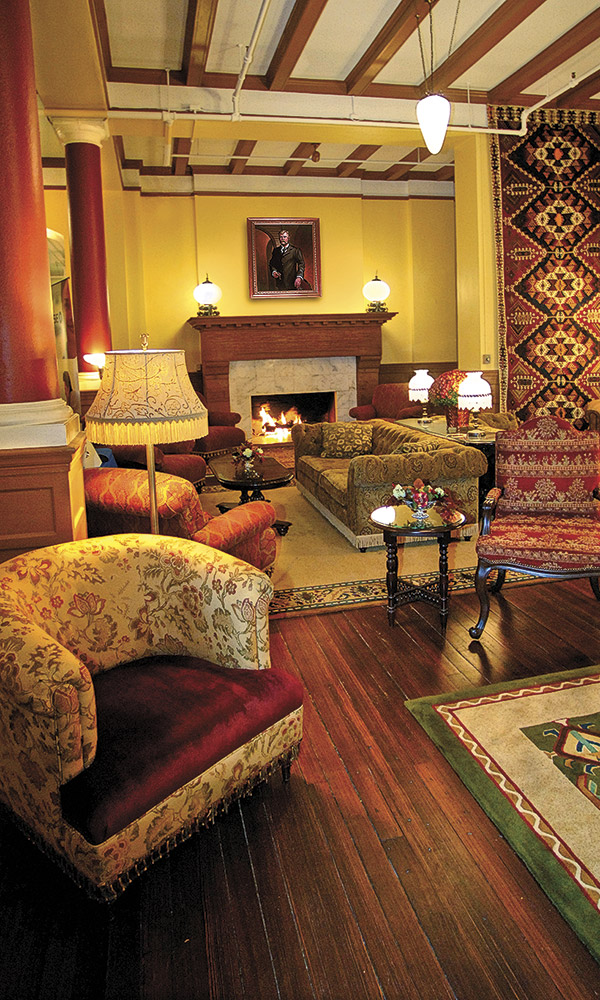 History Heritage Hospitality True West Magazine Hotel Colorado