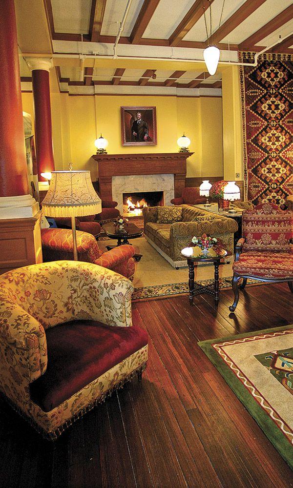 History Heritage Hospitality True West Magazine Hotel Colorado