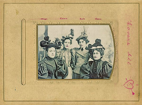 Mad Madams Alice Abbott Etta Clark True West Magazine