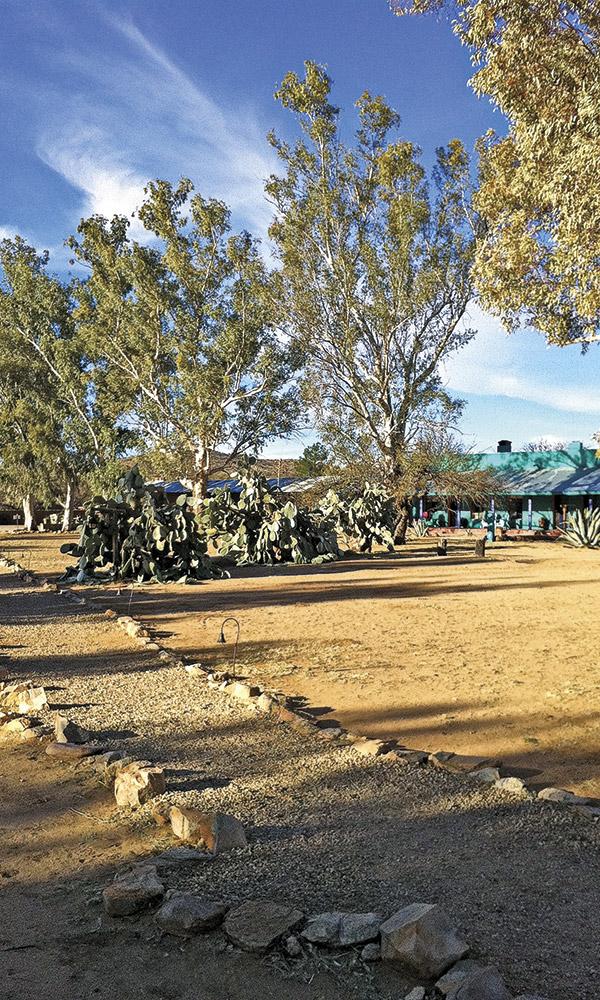 History Heritage Hospitality True West Magazine Rancho de la Osa