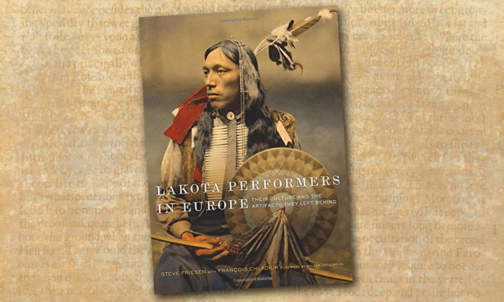 Rough Drafts Western Novels Lakota Performers True West Magazine
