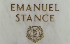 emanuel stance grave marker