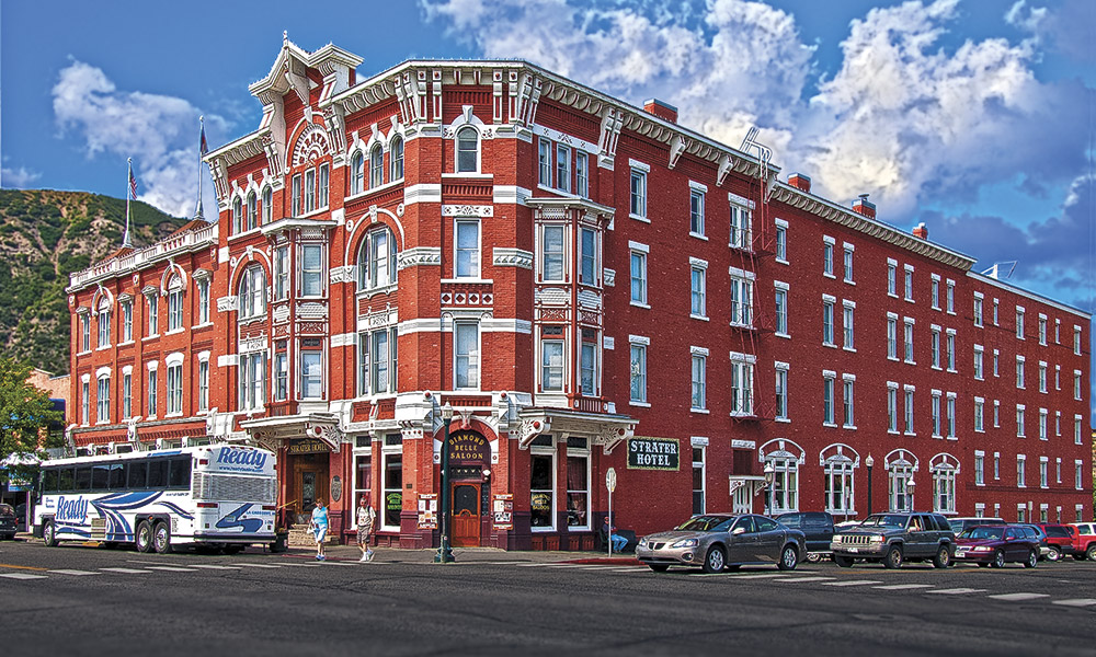 History Heritage Hospitality True West Magazine Strater Hotel