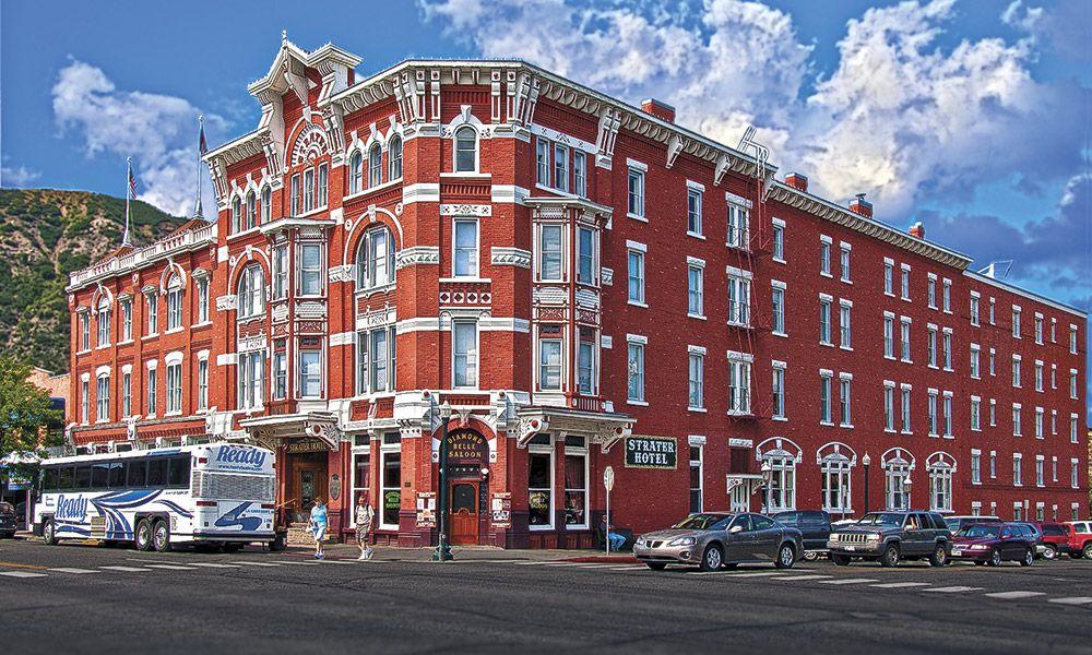 History Heritage Hospitality True West Magazine Strater Hotel