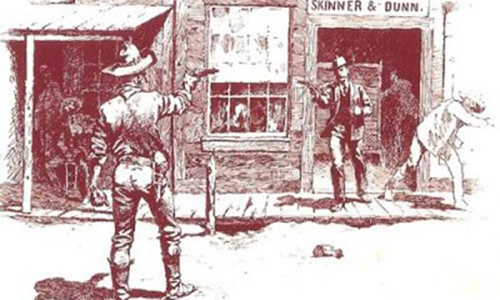 Jim Leavy Remington True West Magazine