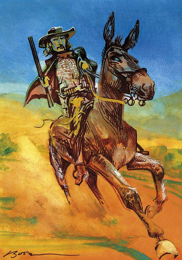 Wild Bill Truth True West Magazine