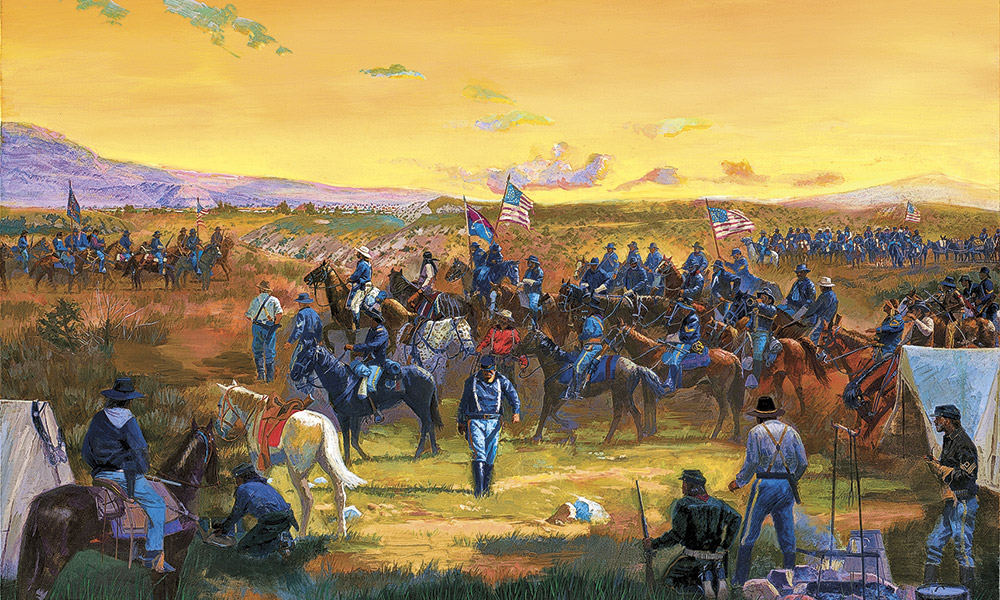 Custer Custer's Last Stand True West Magazine