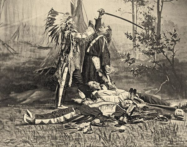 Custer Custer's Last Stand True West Magazine