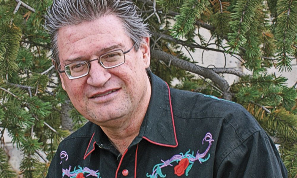 Steve Friesen Western Library Western Novels True West Magazine